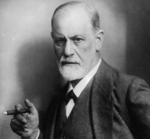 Sigmund Freud - what does this man know about women and attraction? A lot! Picture from Wikimedia Commons